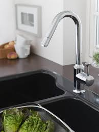 Kitchen  Modern Kitchen Sink Faucets Idea With Stainless Steel - Kitchen faucet ideas