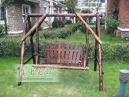 wooden swings for s backyard swing