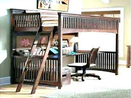 bunk bed with office underneath. Bed With Desk Underneath Loft Beds Bunk  . Office