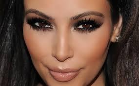 smokey eye makeup for brown eyes haircolor and makeup dark