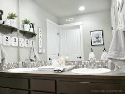 bathroom decor. Brilliant Bathroom Neutral Bathroom Decor And O