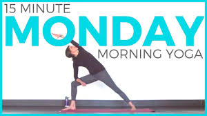 Monday (7 day yoga challenge) Morning Vinyasa Yoga Routine   Sarah ...