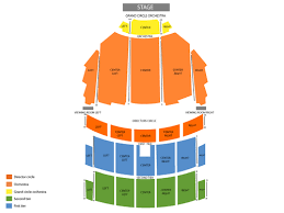 Benedum Center Orchestra Seating Chart Pittsburgh Ballet Theatre Tickets At Benedum Center On December 27 2019 At 7 00 Pm