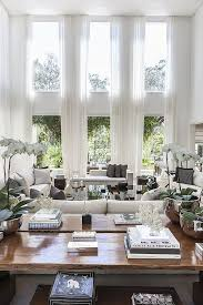 Window Treatments Ideas For Living Room Fascinating Christina Hamoui Especial Living Rooms Pinterest Living Room