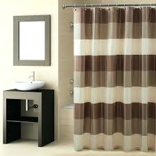 brown shower curtains. Grey And Brown Shower Curtain Yellow New Curtains
