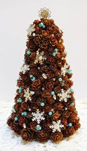 Pine Cone Christmas Decorations The 25 Best Pine Cone Christmas Tree Ideas On Pinterest Holiday