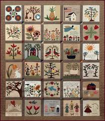 52 best Norma Whaley Quilts images on Pinterest   At home, Barn ... & Sweet And Simple applique quilt by Norma Whaley of Timeless Traditions ~ I  want this pattern Adamdwight.com