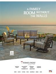 Todays Patio Ads Marketing Patio Furniture Sets Todays Patio
