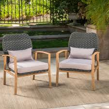 creative outdoor furniture. Best Ideas Of Ivy Bronx Drago Outdoor Club Armchair With Cushions Reviews Creative Patio Furniture Without