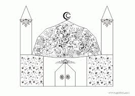 Islamic Coloring Pages Printable Coloring Page Photos Coloring Home
