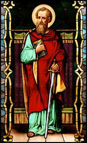 Resultado de imagem para fotos de sao paulo apóstolo