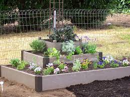 how to make a raised bed garden. Raised Beds Are Great For Limited Spaces How To Make A Bed Garden