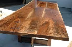 round wood table top menards resin diy custom slab tops furniture kitchen winning 1 triple walnut crotch beautiful