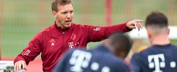 Maybe you would like to learn more about one of these? Fc Bayern Nagelsmann Erklart Entscheidung Zwischen Sule Und Nianzou