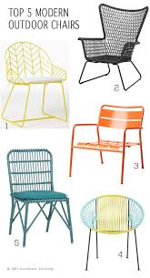 amazing of modern lawn chairs best 25 yellow outdoor furniture ideas on yellow home