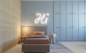 minimalist teenage bedroom
