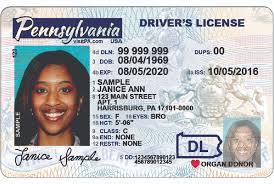 Preparations com Real Id Of Advises Penndot – Explorejeffersonpa Customers