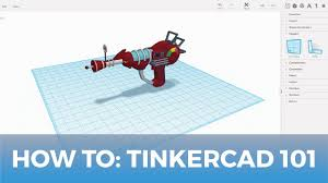Easy To Use 3d Design Software How To Use Tinkercad 3d Design Software 101
