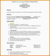 babysitter resume sample template resume builder babysitting sample resume