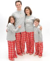 FootstepsClothing.com Announces New Matching Christmas Pajamas for ...