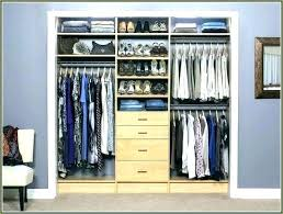 reach in closet organizers do it yourself. Reach In Closet Organizer Organizers Closets By Design Do It Yourself S