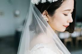 いつもな感じが正解ラフなヘアスタイルがイマドキ花嫁にヒット中