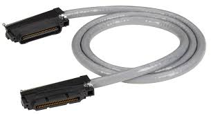 telco cable cat5e 25 pair male female end 5ft black box the high speed solution for zone cabling and data center connections