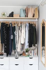open closet bedroom ideas. Open Closet Definitely Steals The Show, As They Turn A Simple, Plain Wall Into Stunning And Ergonomic Organisational Unit That Will Help Tuck Away Your Bedroom Ideas L