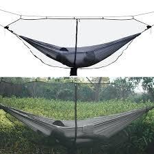 net hammock bed suite la mezzanine hammocks framed install under loft