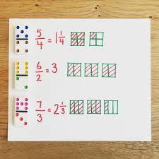 4th Grade Number Math Lessons Teaching Math Improper