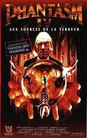Phantasm 4 Aux Sources De La Terreur [VHS]: Coscarelli Don, Baldwin  Michael, Coscarelli Don, Baldwin Michael: Amazon.fr: Vidéo
