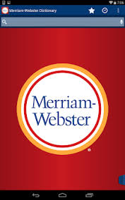 Dictionary M W Premium By Merriam Webster Inc 15 App In