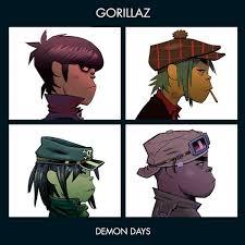 <b>Demon</b> Days CD Album | <b>Gorillaz</b> Official Store
