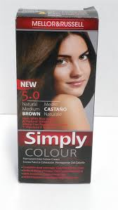 Permanent Brown Hair Dye