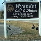 Located in Centerburg OH Wyandot Golf Course & Bar and Grill is ...