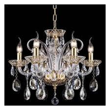 Подвесная <b>люстра Crystal Lux Ice</b> New SP6. — купить в интернет ...