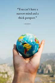 Inspiring Travel Quotes Just Grab Your Passport And Go Passport