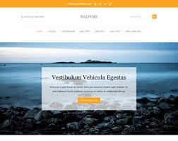 Free Templates Nalpure Website Template Free Website Templates Os Templates