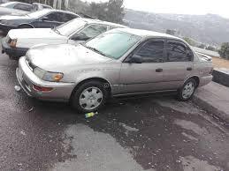 Used Car | Toyota Corolla Honduras 1994 | TOYOTA Corolla 94