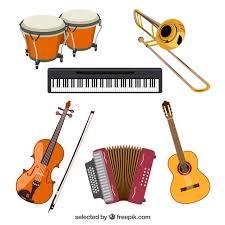 Afbeeldingsresultaat voor muziekinstrumenten
