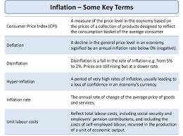 inflation consequences of inflation economics inflation key term glossary