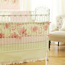 vintage fl nursery bedding roses for bella collection