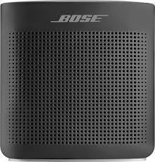 bose speaker. bose® - soundlink® color bluetooth speaker ii soft black front_zoom bose