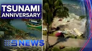 Boxing day tsunami google earth kmz data file (kmz file 673kb oct22 08). Commemorations Underway For 15th Anniversary Of Boxing Day Tsunami Nine News Australia Youtube