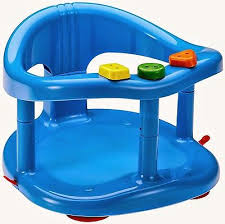 9 of 12 baby bath tub ring seat bathtub anti slip safety chair for toddler infant keter