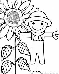 Christmas stocking colouring pages to print out for kids. Free Printable Fall Coloring Pages Simple Mom Project