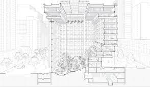 architecture building drawing. Notre Dame Du Haut (1954) Le Corbusier Ronchamp, France Architecture Building Drawing