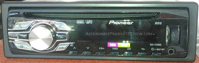 review of the pioneer deh 2450ub auto stereo affordable product Pioneer Wma Mp3 Wiring Diagram pioneer deh 2450ub car audio Pioneer WMA MP3 Manual