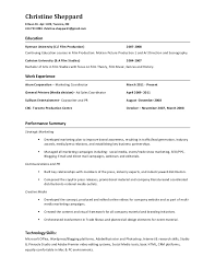 Salon Manager Resume Mesmerizing Excellent Salon Manager Resume Examples For Gallery Of Resume Salon