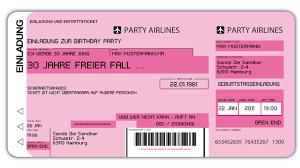 Personalisierte einladungskarten geburtstag flugticket ticket boardingpass +bild | ebay. Einladungskarten Flugticket Geburtstag Hochzeit Tickettasche Exklusivedrucksachen